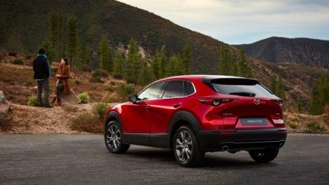 Afbeelding voor De prijzen van de Mazda CX-30