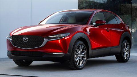 Afbeelding voor 5x Waarom de Mazda CX-30 de ideale zakenauto is