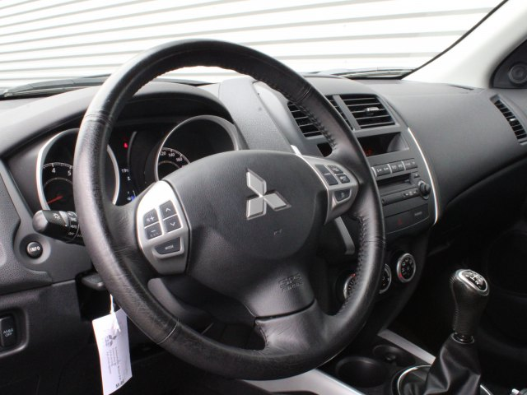 Mitsubishi ASX 1.6 Intro Edition ClearTec | AIrco | Cruise | Trekhaak | Dealeronderhouden |